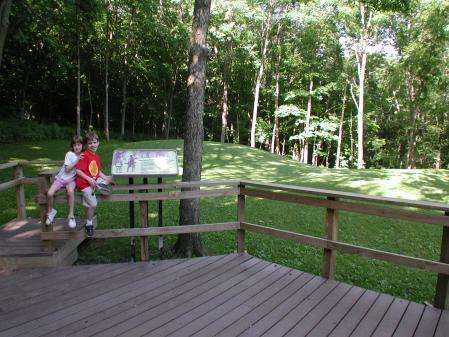 Effigy Mounds, IA